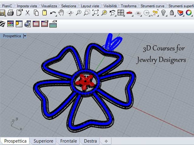 3d jewelry modeling courses
