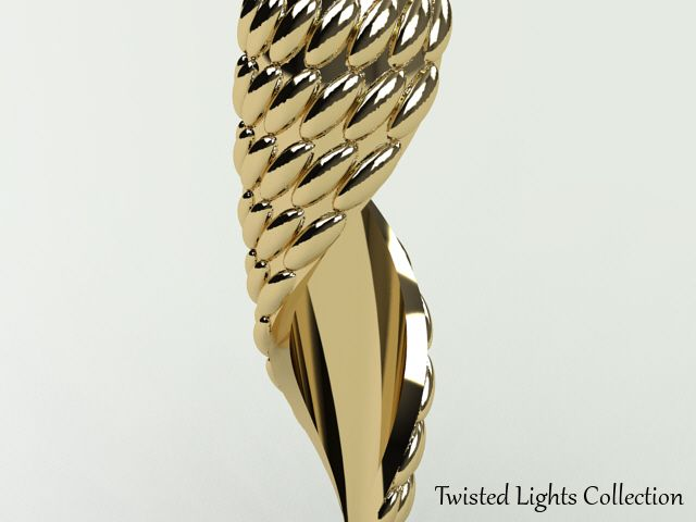 collezione twisted lights