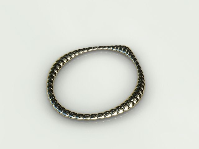 bracciale twisted lights